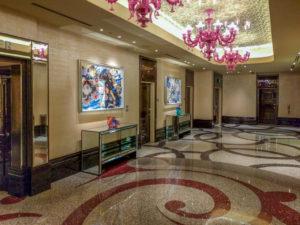 Cell Phone - Elevator Lobby - Cosmopolitan Hotel - Las Vegas