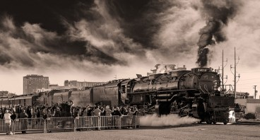 Big Boy 4014 - One of the largest steam locomotives ever built