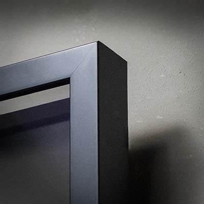Box frame box mount
