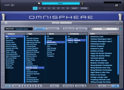 Spectrasonics - Products - Omnisphere - Power Synth