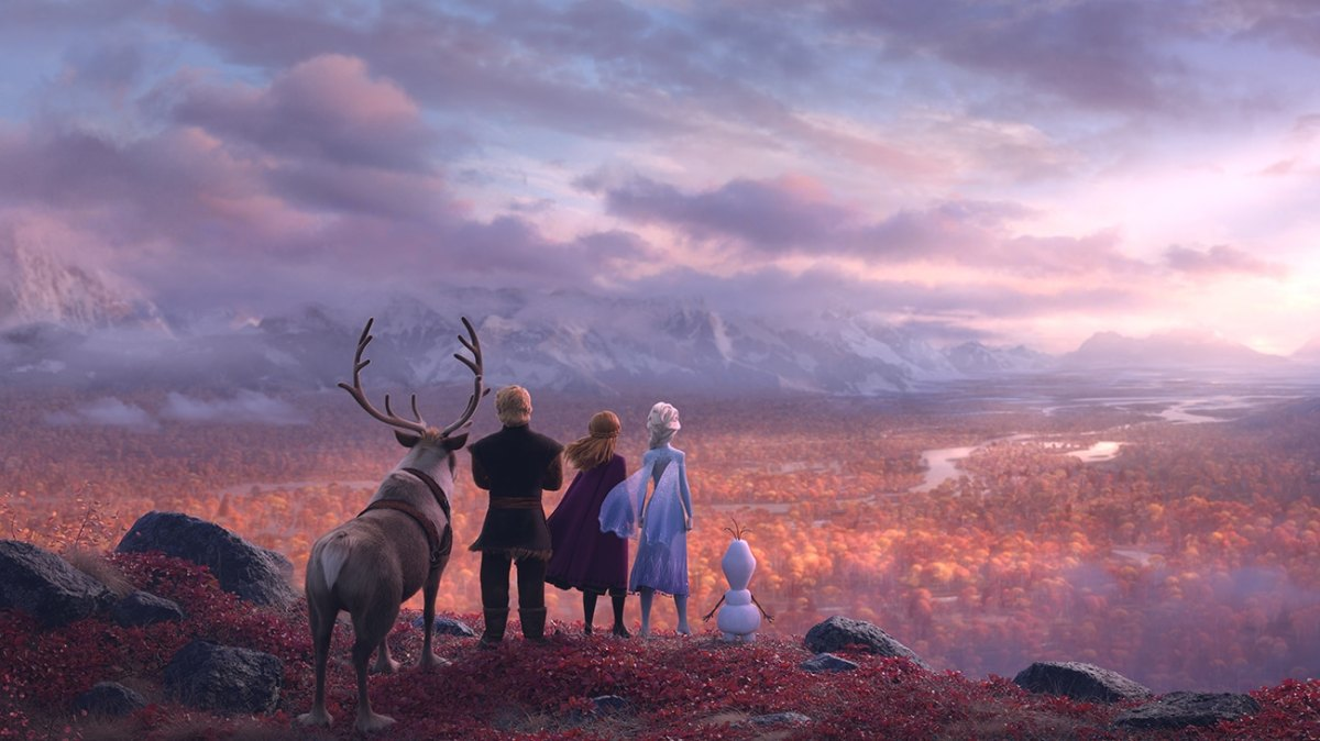 Frozen II: More and Less of the Same