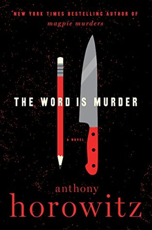 Cover of The Word Is Murder via Goodreads