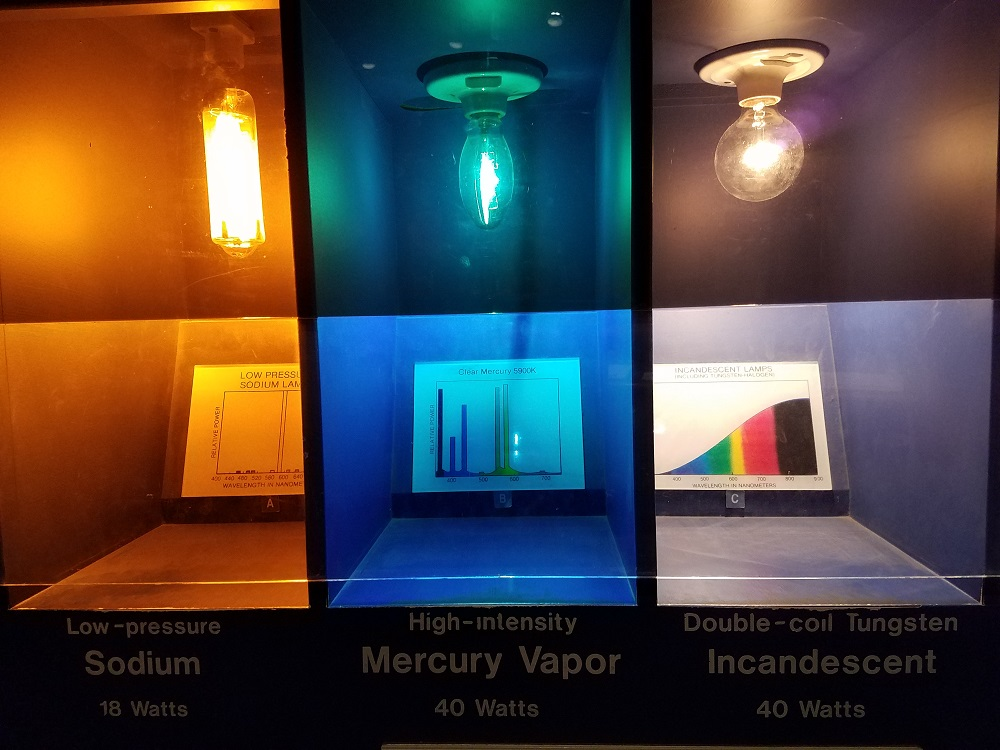 A Light At The Smithsonian Spectroclick