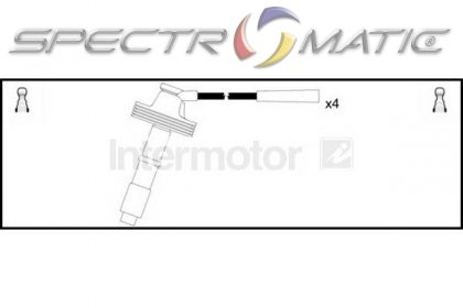 SPECTROMATIC LTD: 73409 ignition cable leads kit RENAULT