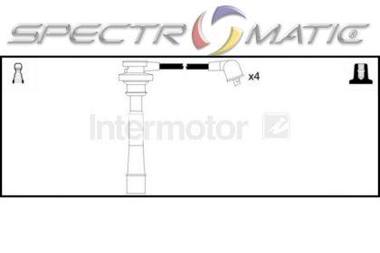 SPECTROMATIC LTD: 73420 ignition cable kit MITSUBISHI