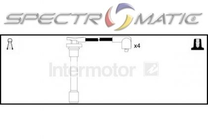SPECTROMATIC LTD: 73430 ignition cable leads kit HONDA