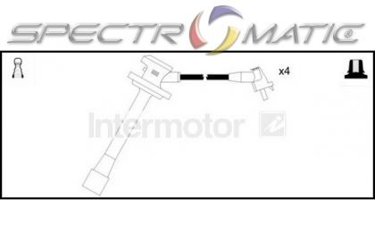 SPECTROMATIC LTD: 73622 ignition cable leads kit TOYOTA