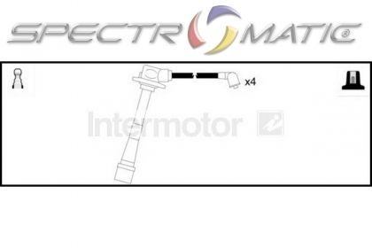SPECTROMATIC LTD: 73752 ignition cable leads kit TOYOTA