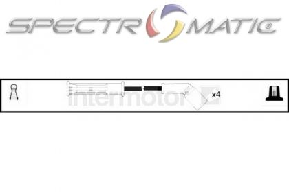 SPECTROMATIC LTD: 73772 / 73977 / ignition cable