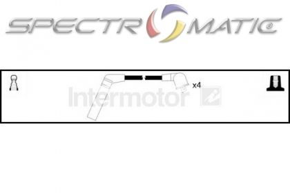 SPECTROMATIC LTD: 73786 ignition cable leads kit