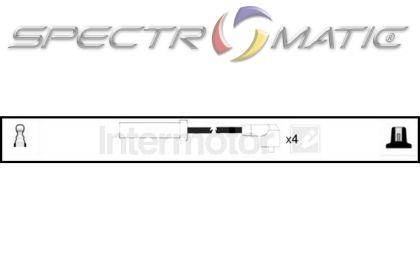 SPECTROMATIC LTD: 73899 ignition cable leads kit CITROEN