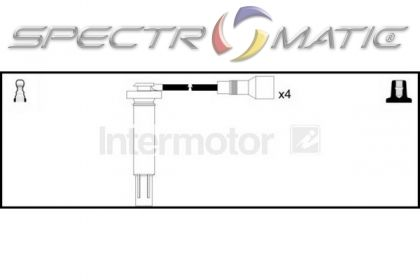 SPECTROMATIC LTD: 73990 ignition cable leads kit SUBARU