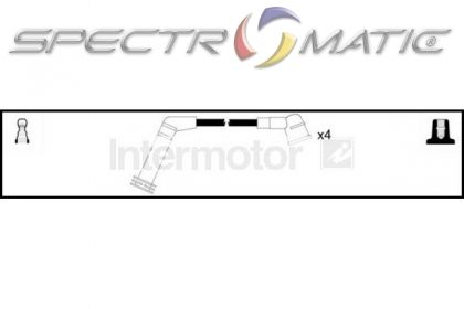 SPECTROMATIC LTD: 76001 ignition cable leads kit HYUNDAI
