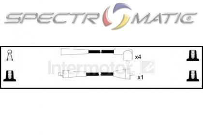 SPECTROMATIC LTD: 83002 ignition cable