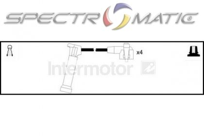 SPECTROMATIC LTD: 83080 ignition cable kit leads FORD
