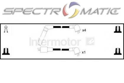 SPECTROMATIC LTD: 76035 ignition cable leads kit HYUNDAI