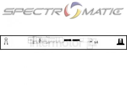 SPECTROMATIC LTD: 76369 ignition cable