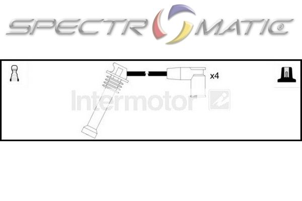 SPECTROMATIC LTD: 73960 ignition cable leads kit FORD