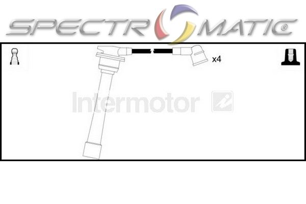 SPECTROMATIC LTD: 76358 ignition cable
