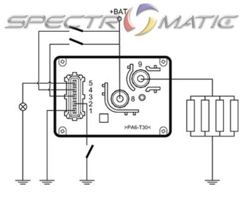 Automotive Glow Plug Automotive Condenser Wiring Diagram