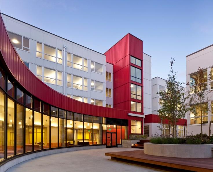 Seattle University - The Douglas