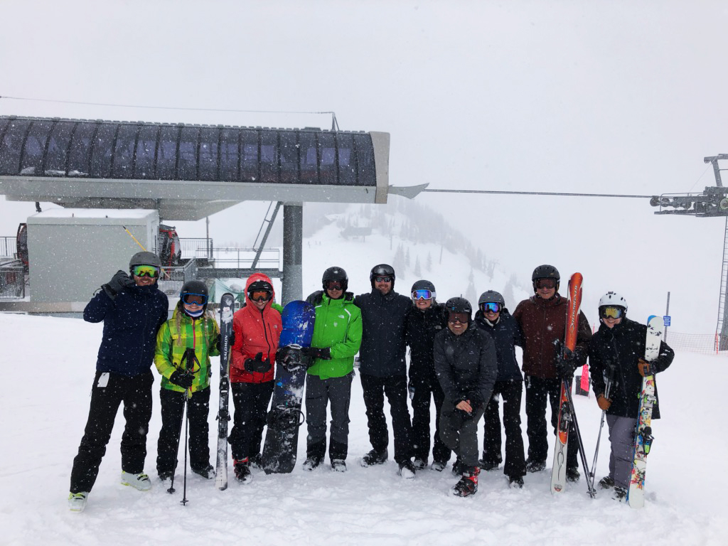 Spectrum Ski Day March 2020