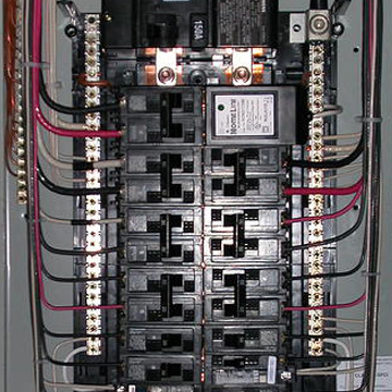 50 Amp Rv Service Box Wiring Diagram Electrical Service Panel Installation And Replacement