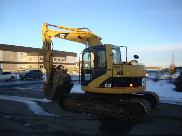 Caterpillar 314 CLCR Hydraulic Excavator - Spectrum Equipment