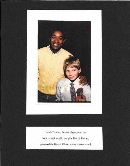 Isaiah Thomas & Me