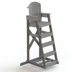 How To Build A Lifeguard Chair Sliding Shower Bench Mendota 5 39 Recycled Spectrum Products