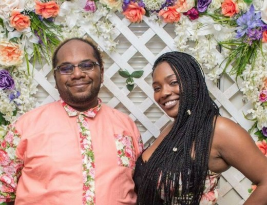 A photo of The Mahogany Project founder and board member.