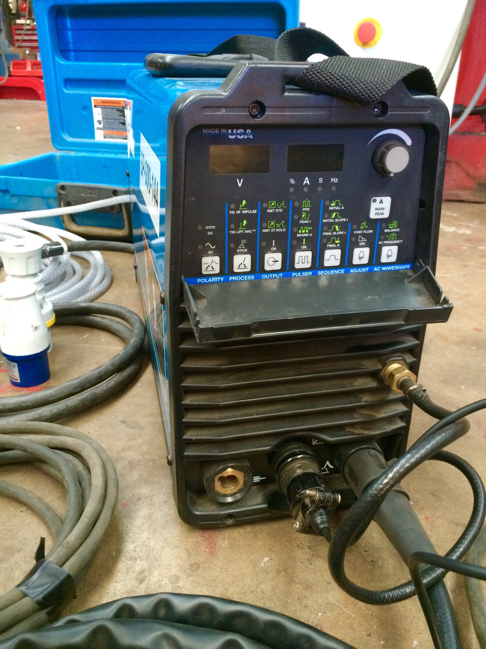 hight resolution of miller dynasty ac dc 200 tig welding machine with foot pedal