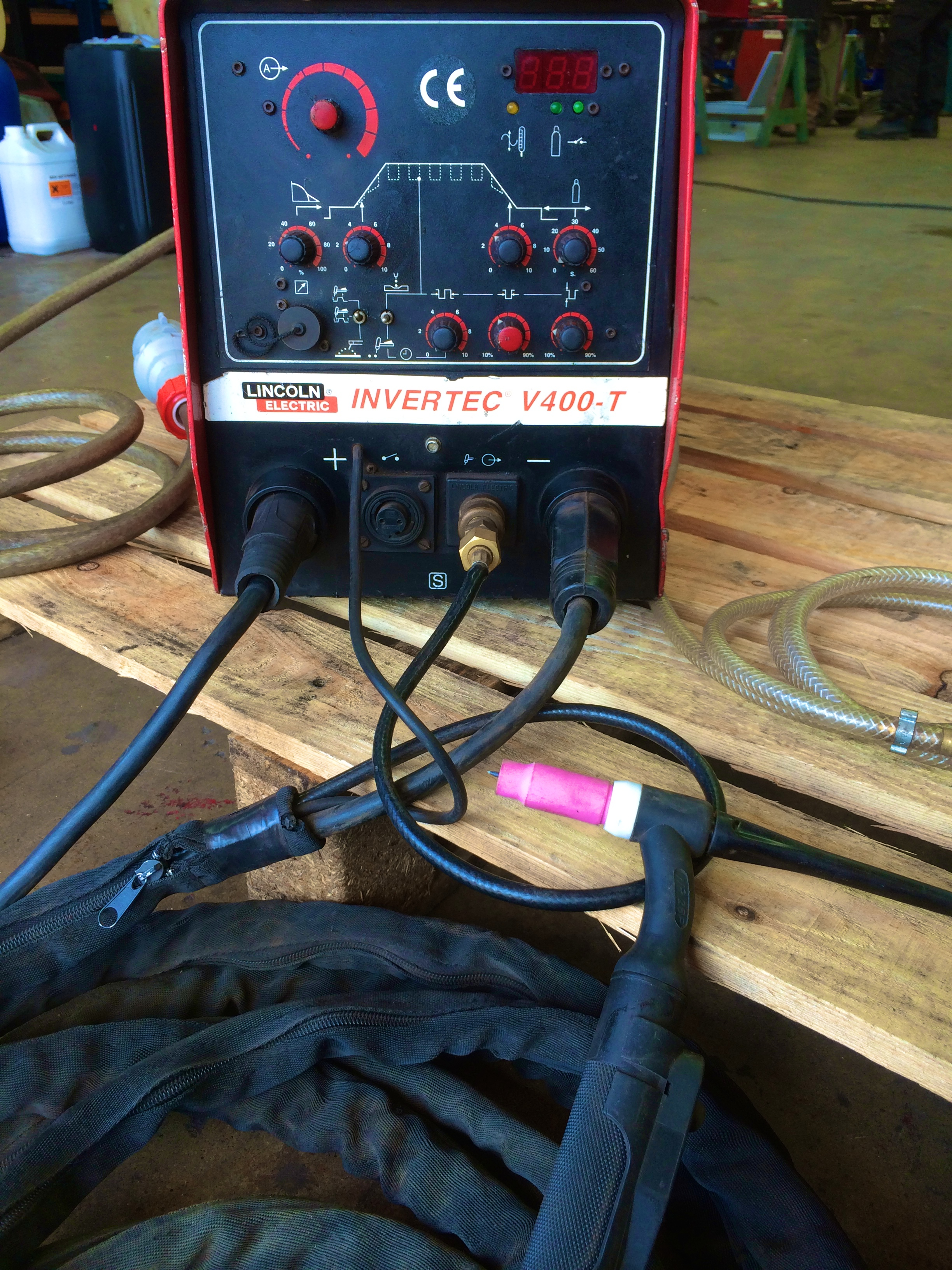 Lincoln Square Wave Tig 175 Welder Invertec 275 Parts