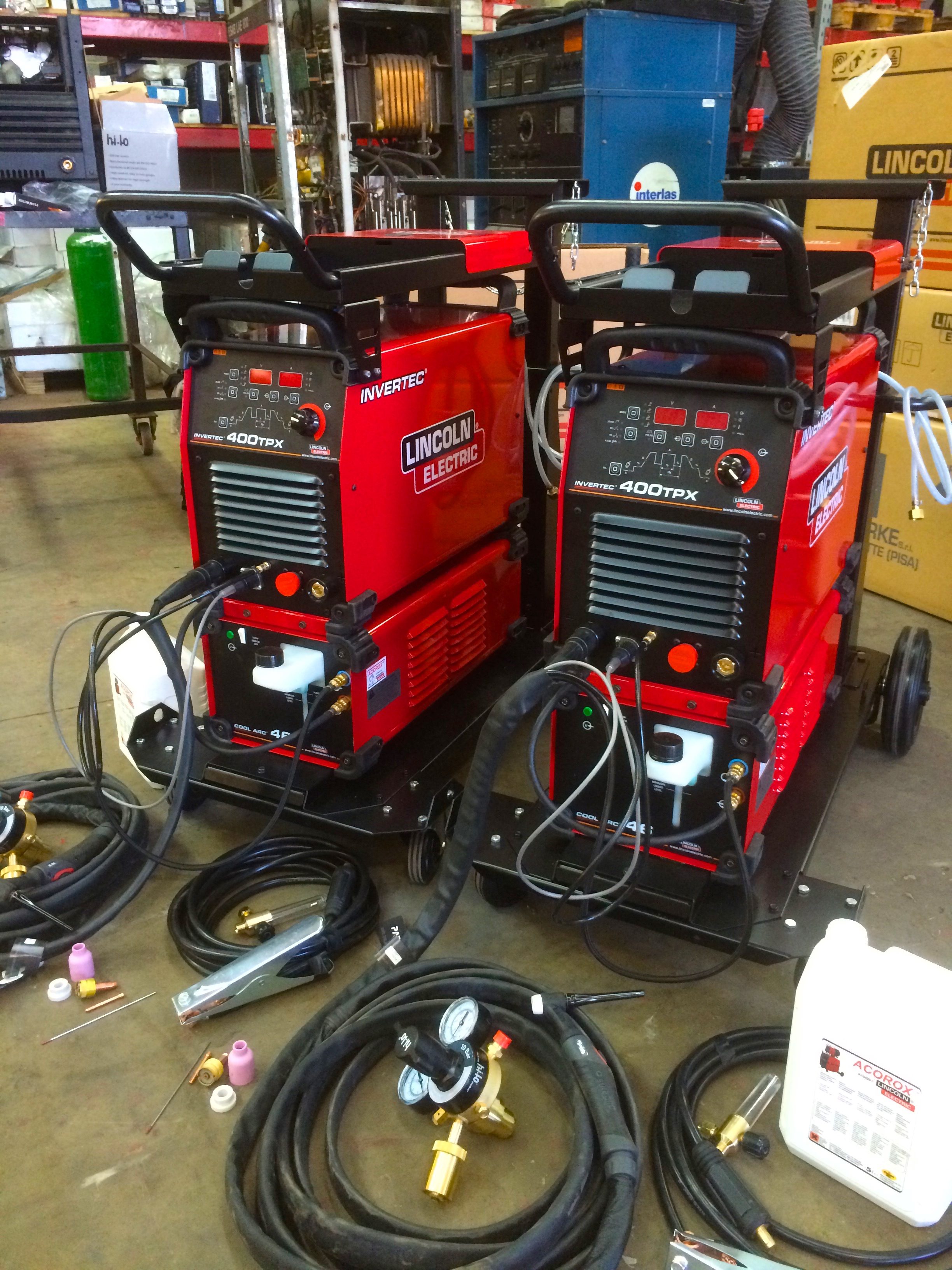 lincoln context module welders tig product electric portable airgas p