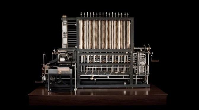 Maszyna różnicowa, Ch. Babbage
