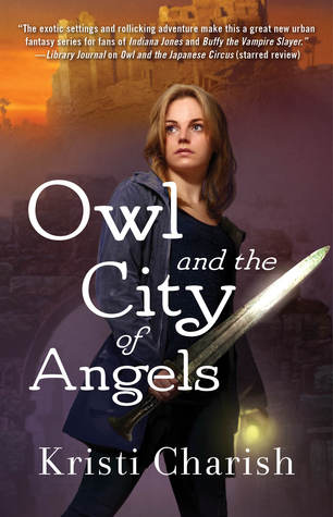Owl and the City of Angels