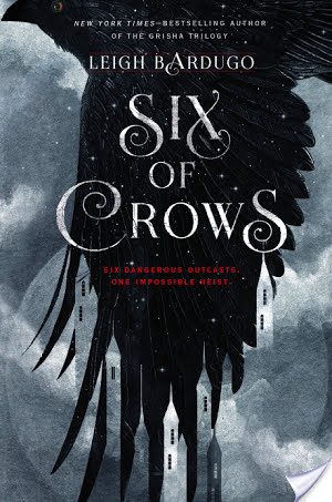 Review: Six of Crows by Leigh Barduga