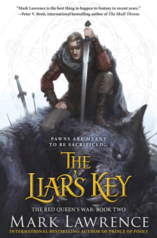 Review: The Liar's Key by Mark Lawrence