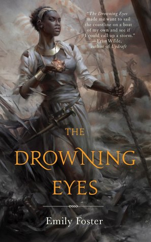 Review: The Drowning Eyes by Emily Foster