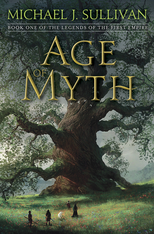 Review: Age of Myth by Michael J. Sullivan