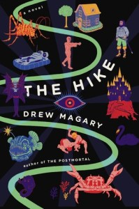 Review: The Hike by Drew Magary
