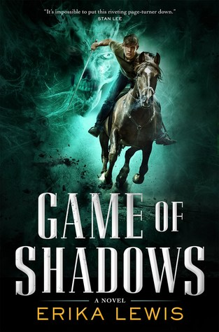 Review: Game of Shadows by Erika Lewis