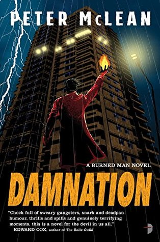 Review: Damnation by Peter McLean