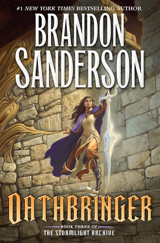 Review: Oathbringer by Brandon Sanderson
