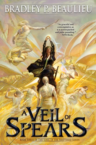 Review: A Veil of Spears by Bradley P. Beaulieu