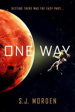 Review: One Way by S.J. Morden