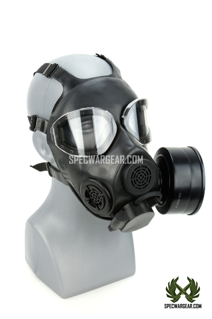 M45 Air Crew  Land Warrior ChemBio Gas Mask  SPECWARGEARcom
