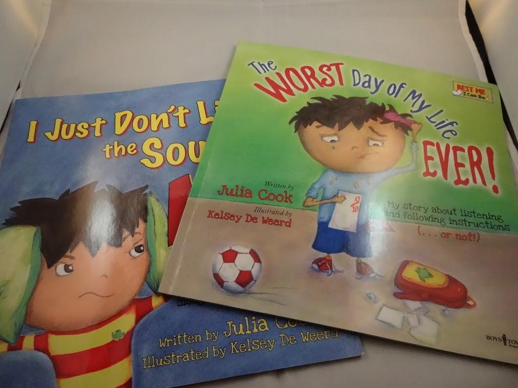 Autism Kids Social Skills Books