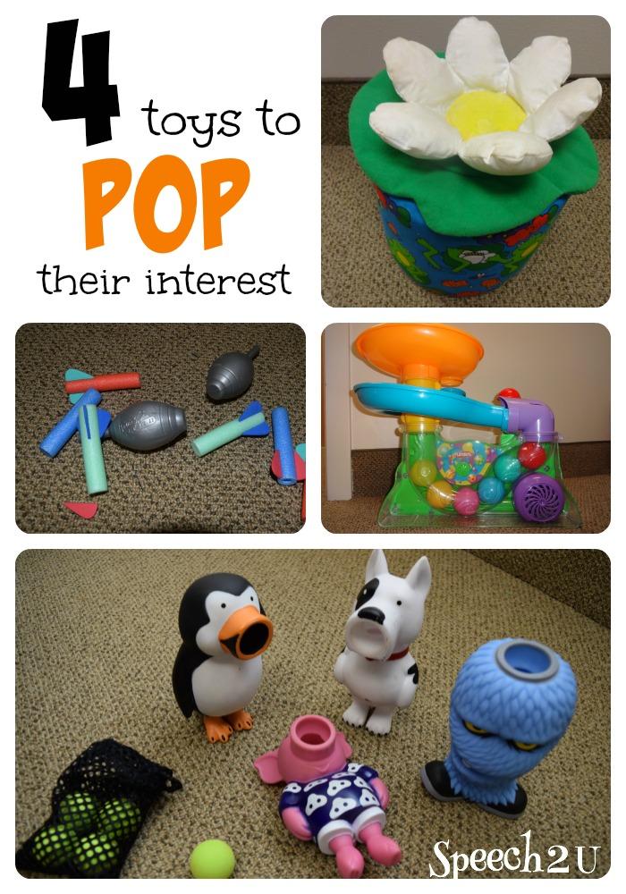 toys to pop interest
