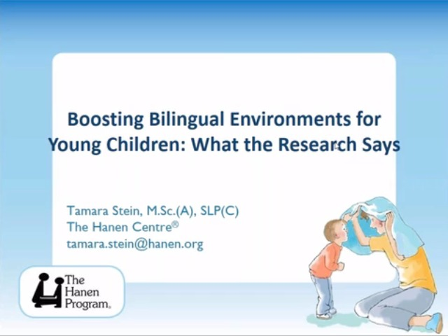 Boosting Bilingual Environments for Young Children: A review